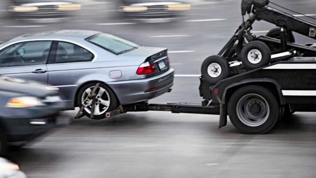 Towing Services - Roadside Assistance