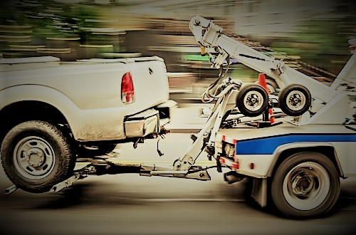 Wheel Lift Tow Truck | Tow Truck Services